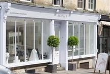 Our Boutique- Wedding Garter Co / Our lovely little  wedding accessory boutique based in Bradford on Avon