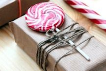 Gift packaging: ideas for christmas