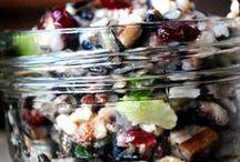 Salads, BBQs and summer