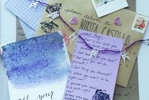 SnailMailArt! / A creative way to send your mail!