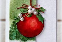 Christmas cards / Bożonarodzeniowe karty / Bożonarodzeniowe karty