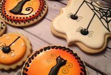 Halloween foods / potrawy na przyjęcie halloweenowe
