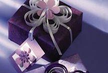 Gift & wrapping Ideas / Pomysły na upominki i opakowanie / Pomysły na upominki,sposoby ich pakowania