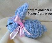 Easter needlework / wielkanocne robótki / wielkanocne robótki