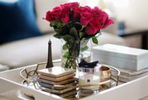 coffee table arrangements