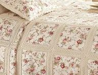 Crochet /Knit Blanket Afghan