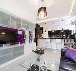 best open space interiors designs / lofty,studia,pomysły na otwarte i wielofunkcyjne wnętrza