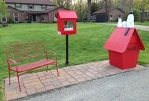 Little Free Library / Little Free Libraries