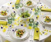 Easter table / Wielkanocny stół / pomysły na wystrój wielkanocnego stołu