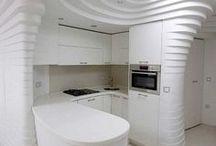 Avant Garde,Unique & Futuristic Interiors / nowoczesne,futurystyczne i unikatowe wnętrza