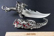 Swords & Knives / www.CalAuctions.com