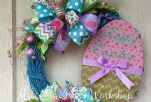 Easter DIY / wielkanocne dekoracje które może wykonac każdy