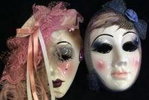 Masks / www.CalAuctions.com