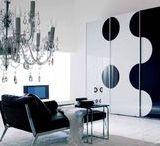 Black and white interiors / czarne i białe wnętrza dla tych którzy wybierają zawsze black and white ...