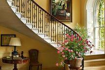 Victorian and Georgian Interiors / piękne wnętrza z dawnej epoki
