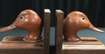Bookends / www.CalAuctions.com