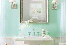 mint refreshing interiors design / miętowy kolor odświeży każde wnętrze
