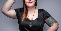 cw - Hazel / feisty queen of sass and self-love