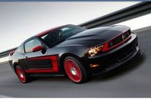 Ford Mustang / by Long McArthur