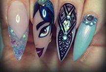 All Nails / hair_beauty / by Crystal Sedillo