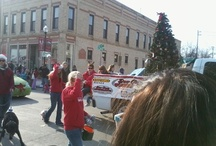 PARADES WE WERE IN