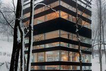 Architecture / Buildings, Architectural Context, Architects / by Len Mc Cuen