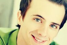 Brian Holden! <3 / My favorite starkid of all time. I will marry him some day! :D / by Anna Nosrati