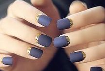 Mani & Pedi / Latest trends on nails! And how to