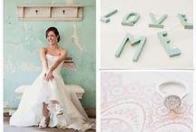 ❀ Wedding Colour Palettes / by Inma Vega