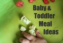 Kids and Children Recipes / For small children, great healthy meal ideas for 1 year old and up