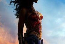 Wonder Woman is Gal Gadot