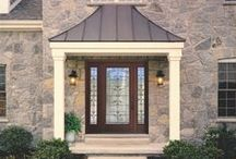 Wonderful Windows and Doors / In design, lighting is everything. Windows that let the light in without compromising energy efficiency, and doors that make a dramatic statement.  / by Remodeling Magazine