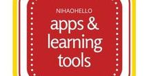Apps and Learning Tools / Great apps for learning languages - Chinese, French, English, Spanish, ESL, Bilingual