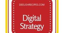 Digital Strategy / Digital marketing strategy, social media, strategic management, new technologies, new digital capabilities, usage of advancements in digital technologies such as computers, data, telecommunications, Internet, etc.).
