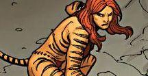 Tigra Marvel