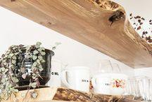 Decor / Spunti su come decorare la casa con oggetti nuovi, reciclati, naturali