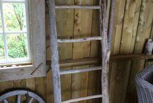 Drivved/driftwood / Tips og ideer fra fjæra