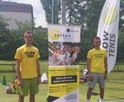Piknik w Szkole Pro Futuro / Piknik w Szkole Pro Futuro - promocja tenisa i sekcji tenisowej UKS Pro Futuro przez Akademię Yellow Tenis