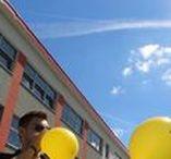 Piknik Sportowo Rodzinny w SP 357 / Tenis w szkołach na warszawskim Bemowie - Piknik w słonecznej szkole przy ulicy Zachodzącego Słońca. #Tenis #teniswszkole #szkołazachodzącegosłońca #yellowtenis #Bemowo #Warszawa