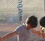 Tenisowe urodziny / Urodziny Jeremiego organizowane przez Akademię Yellow Tenis na kortach KS Przyszłość Fot. : Katarzyna Krzemkowska/Rafał Kołodziejski