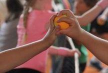 Wakacje 2017 r - tenisowe półkolonie. Album nr 4 / Tenisowe półkolonie dla dzieci organizowane przez Szkołę Yellow Tenis. Lipiec 2017 r , Lech Kort Bemowo