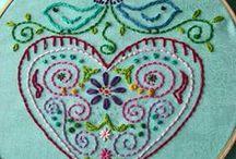 embroidery / by Tisha Sheldon