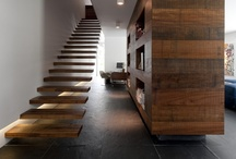 Architecture / Top modern architectural design.