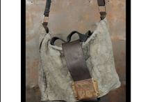 Handbags / I am crazy mad about handbags and have 100's.  These are some of my favorites...some I own and others I want........................ / by Laurie Treiber