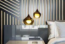 Bedrooms / Beautiful bedroom inspiration.