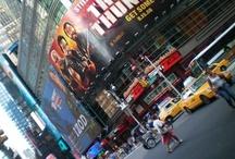 #NYC - New York - #BigApple / Quelques photos de mon voyage à New York en 2008... #NYC #USA .... Plus quelques autres découvertes ici, ou ailleurs  / by Martine Le Jossec Communication / Mode Pause