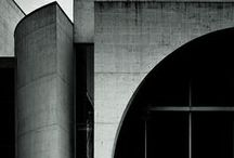 • Architecture • / We shape our buildings, thereafter they shape us. / by Elizabeth Harris