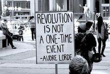Revolution / by Haley