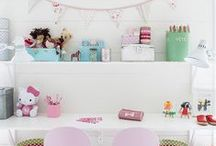 Let's Get Organized! / Home organization tips to help manage a busy family life.