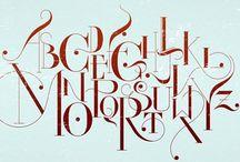 Typography / by Sena Walsh